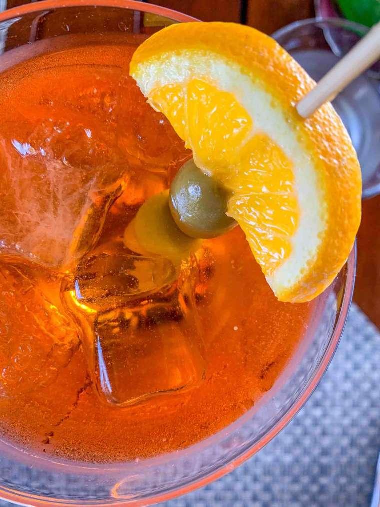lux grand gaube mauritius aperol spritz