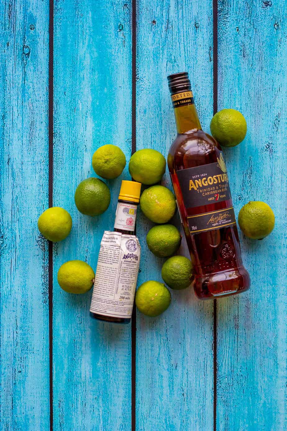 trinidad rum punch angostura
