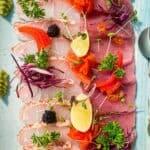 cafe des arts sashimi praslin seychelles