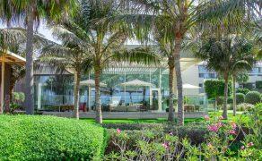 Oberoi Beach Resort al Zorah Aquario Daytime Decor