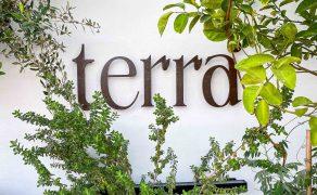 Terra Eatery Sign